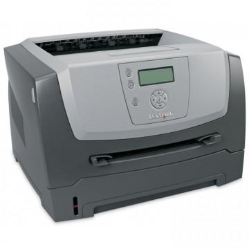 Imprimanta Laser Monocrom LEXMARK E450dn, Duplex, Retea, USB, 33ppm, Second Hand