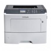 Imprimanta Laser Monocrom Lexmark MS610dn, Duplex, A4, 47ppm, 1200 x 1200 dpi, USB, Retea
