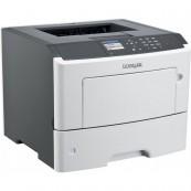 Imprimanta LEXMARK MS 610DN, Laser Monocrom, 47 PPM, Duplex, USB, Retea