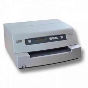Imprimanta Matriciala Passbook Wincor Nixdorf 4915XE, 300 cps, USB, 2 x RS232, A4, Second Hand Imprimante