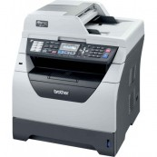 Imprimanta Multifunctionala Brother MFC-8380DN, 30 PPM, 1200 x 1200 DPI , Duplex, Retea, A4, Monocrom, Second Hand Imprimante Multifunctionale