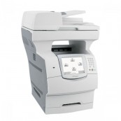 Imprimanta Multifunctionala Lexmark X646e, Copiator, Fax, Scanner, USB, Monocrom, Duplex, Retea