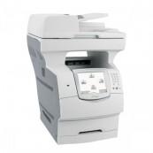 Imprimanta Multifunctionala Lexmark X646e, Copiator, Fax, Scanner, USB, Monocrom, Retea, Second Hand Imprimante