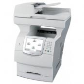 Imprimanta Multifunctionala Lexmark X646e, Copiator, Fax, Scanner, USB, Monocrom, Retea