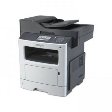Imprimanta Multifunctionala LEXMARK XM1145, 33 PPM, USB, 1200 x 1200, Laser, Monocrom, A4, Second Hand Imprimante