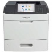 Imprimanta Noua Laser Monocrom Lexmark MS812de, Duplex, A4, 66ppm, 1200 x 1200, USB, Retea