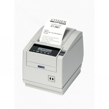 Imprimanta Termica Citizen CT-S801II, USB, 300mm pe secunda, Second Hand