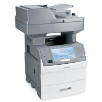 Multifunctionala Laser Lexmark X654DE, Retea, Duplex, Copiator, Scaner, Fax, USB, 55 ppm