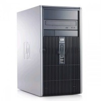 Calculator HP Compaq DC5850 MicroTower, AMD Athlon 64 X2 4450B 2.3 GHz, 1 GB DDR2, 160GB, DVD-RW