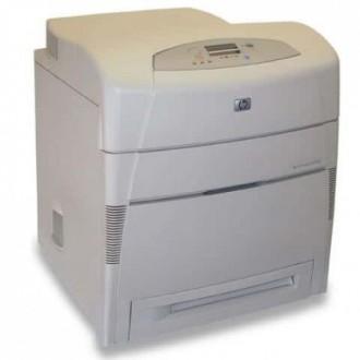 Imprimanta A3 Laser Color, Duplex, Retea, HP Color LaserJet 5550DN, 27 ppm, USB