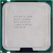 Procesor Intel Celeron E3400, 2.6Ghz, 1Mb Cache, 800 MHz FSB, Second Hand Calculatoare