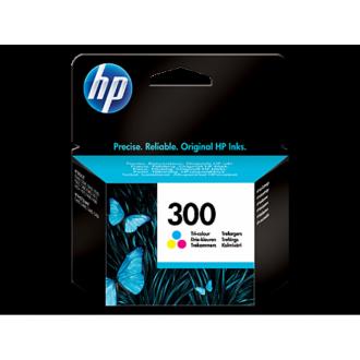 Cartus toner HP 300 Color, CC640EE 200 pagini, Original