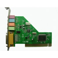 Sound blaster, chipset Creative ES1371