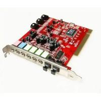 Sound Blaster VIA, Model Number VT1721-0744CD, Slot PCI