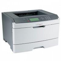 Imprimanta Laser Monocrom Lexmark E462DN, Duplex, Retea, A4, 40 ppm, Parallel si USB