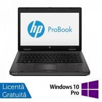 HP ProBook 6475b, AMD A4-4300M 2.50GHz, 4Gb DDR3, 320GB HDD, DVD-RW, Wi-Fi, Display 14 inch + Windows 10 Pro