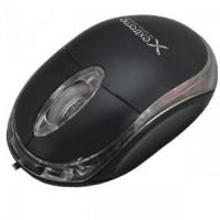 Mouse ESPERANZA CAMILLE 3D XM102K, USB, 1000 dpi, negru