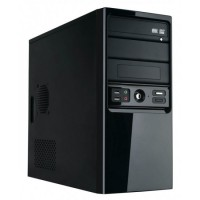 Calculator Tower,Intel Dual Core E5300 2.6GHz, 4GB DDR2, 250GB SATA, DVD-RW