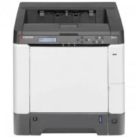 Imprimanta KYOCERA ECOSYS P6026cdn, 26 PPM, 600 x 600 DPI, Duplex, Retea, USB, A4, Color