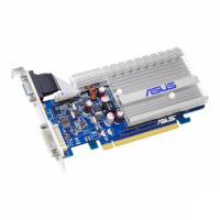 Placa video ASUS EN8400GS, PCI Express 2.0, 512 MB DDR2