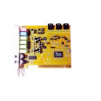 Sound Blaster VIA, Model Number VT1721-0830CD, Slot PCI