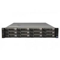 Server DELL PowerEdge R510, Rackabil 2U, 2x Intel Quad Core Xeon E5630 2.53GHz - 2.80GHz, 64GB DDR3 ECC Reg, 2x 1TB HDD SAS/3,5/7.2K , 4x 1TB HDD SATA/3,5/7.2K , Raid Controller SAS/SATA DELL Perc H700/512MB, iDRAC 6 Enterprise, 2x Sursa