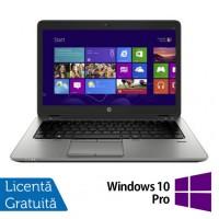 Laptop HP Elitebook 840 G2, Intel Core i5-5200U 2.20GHz, 8GB DDR3, 128GB SSD, Full HD + Windows 10 Pro