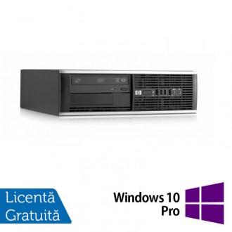 HP Compaq 6200 Pro SFF, Intel Core i3-2100 3.1Ghz, 4Gb DDR3, 250Gb, DVD-RW + Windows 10 Pro
