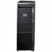 Statie Grafica HP Z600, Intel Xeon Quad Core E5506 2.13GHz 4Mb Cache, 16Gb DDR3 ECC, 1TB SATA, DVD-ROM, GeForce GTX 1050 2GB GDDR5 128bit