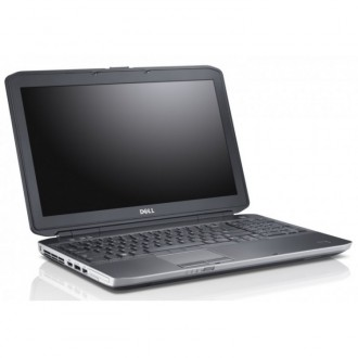 Laptop DELL Latitude E5530, Intel Core i5-3320 2.60GHz, 4GB DDR3, 320GB SATA, DVD-RW Extern