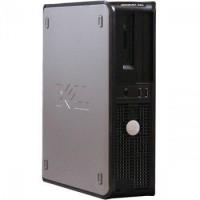 Calculator DELL OptiPlex GX320 Desktop, Intel Pentium 4 3.20 GHz, 1GB DDR2, 80GB SATA, DVD-ROM