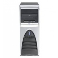 Workstation HP Evo W4000, Intel Pentium 4 2.00GHz, 1GB DDR2, 40GB SATA, DVD-ROM