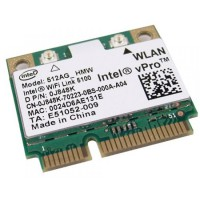Modul Wireless Intel vPRO WiFI Link 5100 Mini PCIe 512AN_HMW