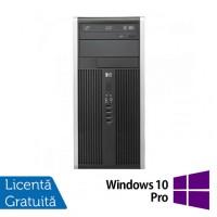 Calculator HP Compaq 8300 Pro Tower, Intel Core i5-3470s, 2.90 GHz, 4GB DDR3, 500GB SATA, DVD-RW + Windows 10 Pro
