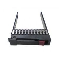 Caddy / Sertar pentru HDD server HP Gen5/Gen6/Gen7, 2.5 inch, SFF, SAS/SATA