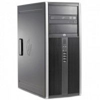 Calculator SH HP 6200 Pro Mt Tower, Intel Core i3-2120 3.3GHz, 4GB DDR3, 500GB SATA, DVD-RW