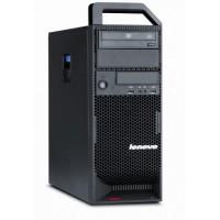 Workstation Lenovo ThinkStation S20 Tower, Intel Xeon E5504 2.00Ghz, 8Gb DDR3, 500GB HDD, Nvidia Quadro  FX1700/512MB, DVD-RW