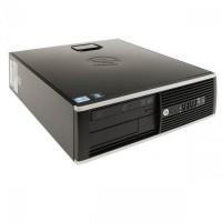 Calculator Second-Hand HP 8200 Elite SFF, Intel Core i7-2600 3.40GHz, 4GB DDR3, 250GB SATA, DVD-ROM