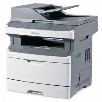 Imprimanta Multifunctionala LEXMARK X363DN, 33 PPM, Duplex, Retea, USB, 1200 x 1200, Laser, Monocrom, A4