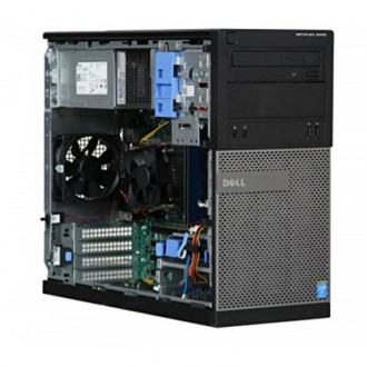 Calculator DELL GX3020 Tower, Intel Core i5-4570 2.90GHz, 4GB DDR3, 500GB SATA, DVD-RW + Windows 10 Home