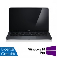 Laptop Refurbished DELL XPS L322X, Intel Core i5-3437U 1.90GHz, 4GB DDR3, 128GB SSD + Windows 10 Pro