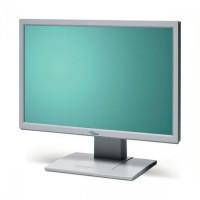 Monitor LCD 24 inci, Fujitsu Siemens ScenicView A24W-3A, 1920×1200 dpi, Grad A-, Fara picior