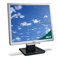 Monitor Acer AL1716, 17 inci LCD, 1280 x 1024, VGA, Grad C, Fara Picior