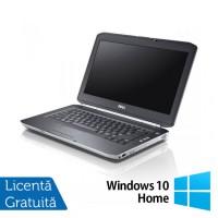 Laptop Refurbished DELL Latitude E5430, Intel Core i3-3120M 2.50GHz, 4GB DDR3, 320GB SATA, DVD-RW, 14 inch + Windows 10 Home
