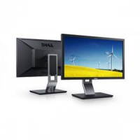 Monitor DELL U2410F, Panel IPS, 24 inch, 1920 x 1200, VGA, DVI, HDMI, Widescreen, Grad A-, Fara Picior