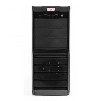 Sistem PC Interlink Home&Office V2, Intel Core I3-2100 3.10 GHz, 4GB DDR3, HDD 500 GB, DVD-RW
