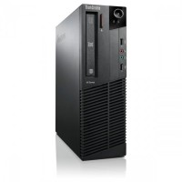 Calculator LENOVO Thinkcentre M83, SFF, Intel Core i5-4570, 3.20 GHz, 4GB DDR3, 500GB SATA, DVD-RW