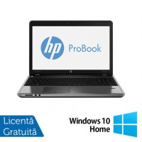 Laptop Refurbished HP ProBook 4545s, AMD A4-4300M 2.50 GHz, 4GB DDR3, 500GB SATA, DVD-RW + Windows 10 Home