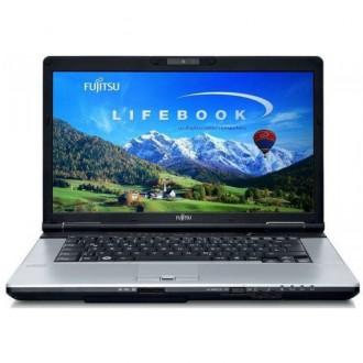Laptop FUJITSU SIEMENS E752, Intel Core i3-3110M 2.40GHz, 8GB DDR3, 240GB SSD(NOU), DVD-RW, 15.6 inch