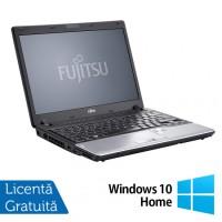 Laptop Refurbished FUJITSU SIEMENS P702, Intel Core i3-2370M 2.40GHz, 8GB DDR3, 320GB HDD + Windows 10 Home